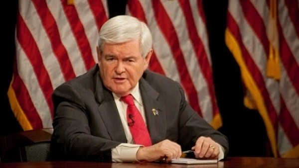 Republikán Newt Gingrich