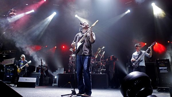Dave Matthews Band v Madison Square Garden