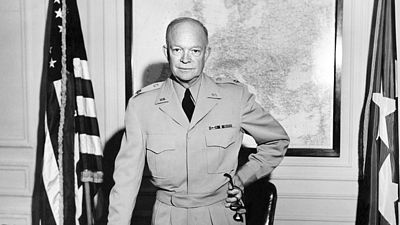 Dwight (Ike) Eisenhower