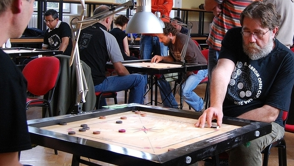 5.Carrom Open Cup